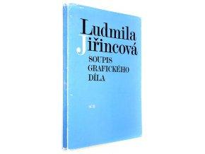Ludmila Jiřincová: soupis grafického díla
