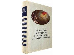 Vyprávění o ruských vynálezcích a objevitelích