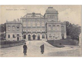 Smetanův dům v Litomyšli
