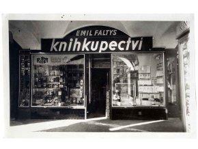 Knihkupectví Emil Faltys