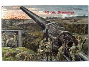42 cm. Brummer