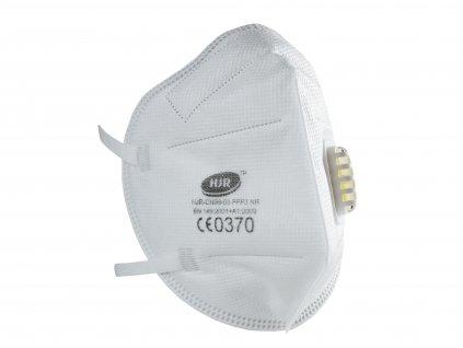 Respirátor FFP3 NR - HJR-CN99-03 s výdechovým ventilem