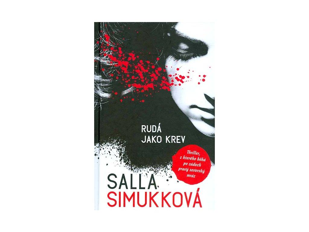Rudá jako krev | Salla Simukková