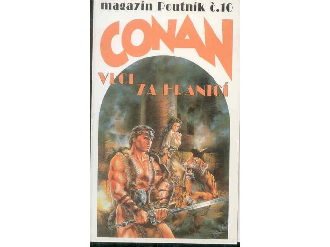 conan vlci za hranici l sprague de camp lin carter r e howard