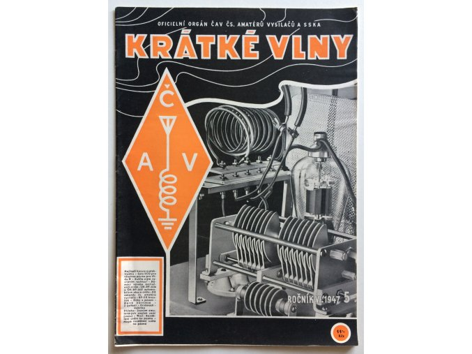 casopis kratke vlny 5 1947 rocnik 6 oficielni organ cav cs amateru vysilacu a sska (1)