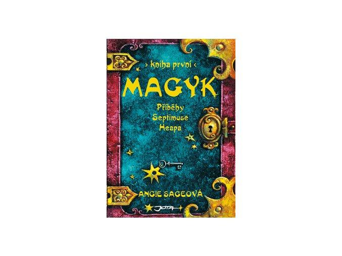 pribehy Septimuse Heapa kniha prvni magyk angie sageova