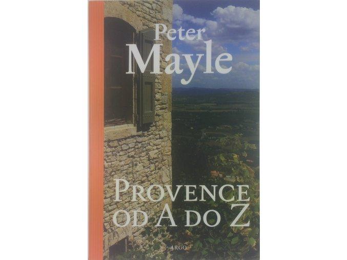 provence od a do z peter mayle(1)