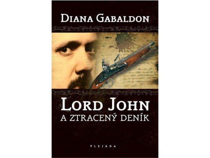 lord john a ztraceny denik diana gabaldon