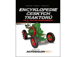 encyklopedie ceskych traktoru marian suman hreblay cpress autosalon computer press