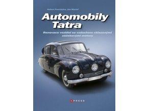 automobily tatra hubert prochazka jan martof renovace vozidel se vzduchem chlazenymi zazehovymi motory