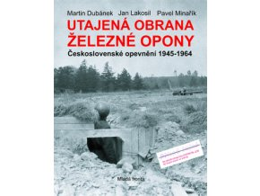 Martin Dubanek utajena obrana zelezne opony