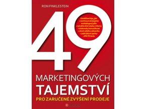 Ron Finelstein 49 marketingovych tajemstvi