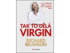 tak to dela virgin richard branson