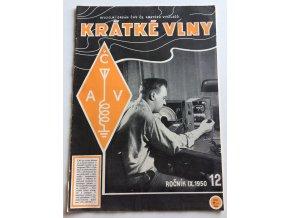 casopis kratke vlny 12 1950 rocnik 5 oficielni organ cav cs amateru vysilacu a sska (1)