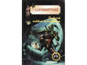 jeskyne snezne carodejnice ian livingstone fighting fantasy gamebook