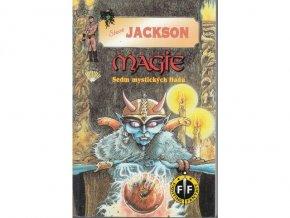 magie sedm mystickych hadu steve jackson gamebook fighting fantasy special