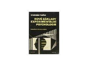 nove zaklady experimentalni psychologie 77283