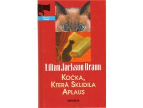 Kočka která sklidila aplaus lilian jackson braun