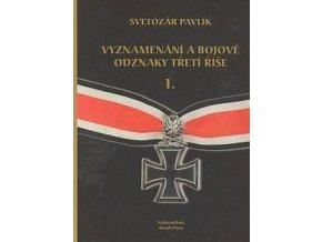 bmid vyznamenani a bojove odznaky treti OTu 363765