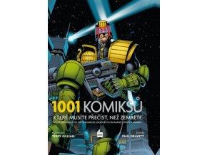 1001 komiksu ktere musite precist nez zemrete paul gravett