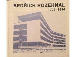 bedrich rozehnal 1902 1984 obec architektu brno