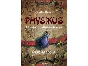 pribehy Septimuse Heapa kniha treti physikus angie sageova