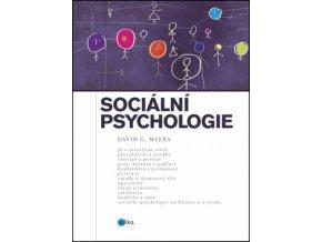 socialni psychologie david g myers