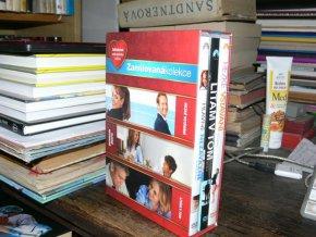 Zamilovaná kolekce 3x DVD - Hezké vstávání,...