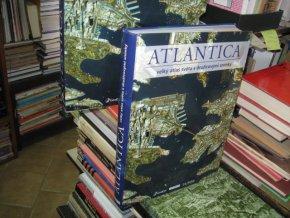 Atlantica-Velký atlas světa s družicovými snímky
