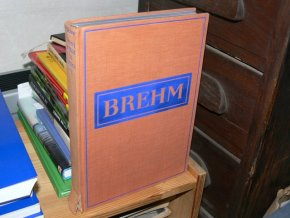 Brehmův život zvířat - Díl III. Ptáci (Svazek 3)