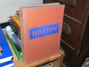 Brehmův život zvířat - Díl III. Ptáci (Svazek 4)