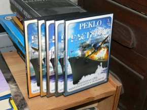 Peklo v Pacifiku (5 DVD)