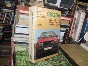 Škoda 105 120 130 Garde Rapid