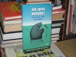Jak zpívá velryba