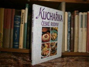 Kuchařka české rodiny