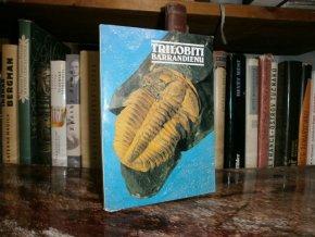Trilobiti Barandienu - 12x pohled + brožura ...