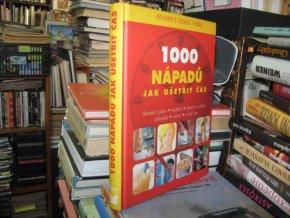 1000 nápadů jak ušetřit čas