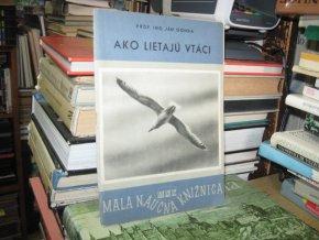 Ako lietajú vtáci (slovensky)
