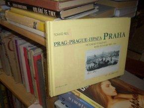 Praha - Historické pohlednice Karel Bellmann
