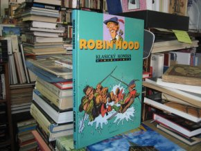 Robin Hood. Klasický komiks