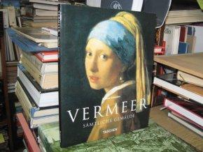 Vermeer (Sämtliche Gemälde ) - německy