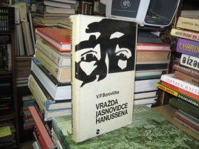 Vražda jasnovidce Hanussena