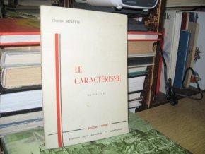 Le caractérisme (francouzsky)