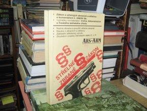 Střelné zbraně a zákon