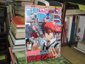 Anime 35 / 2013 Weekly Jamp (japonsky)