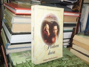 Pirátova dcera. Historická romance