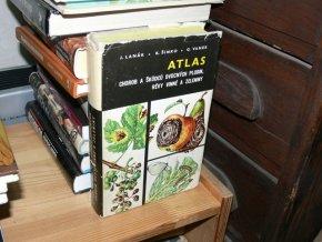 Atlas chorob a škůdců ovocných plodin,...