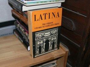 Latina pro střední všeobecně vzdělávací školy