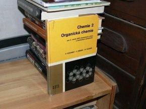 Chemie 2 - Organická chemie pro 2. roč. SPŠCH