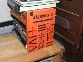 Algebra pro 8. ročník